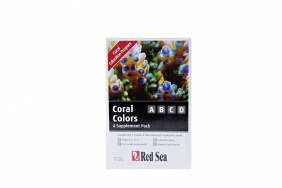 Coral colors pack A,B,C,D 100 ml 4-pack