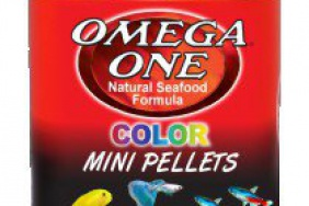 Omega One Color mini pellets 0,5 mm; 100g