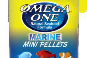 Omega One Marine mini pellets 0,5 mm; 100g